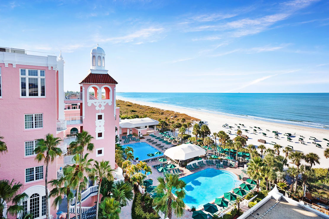 The Don Cesar Day P Resortp