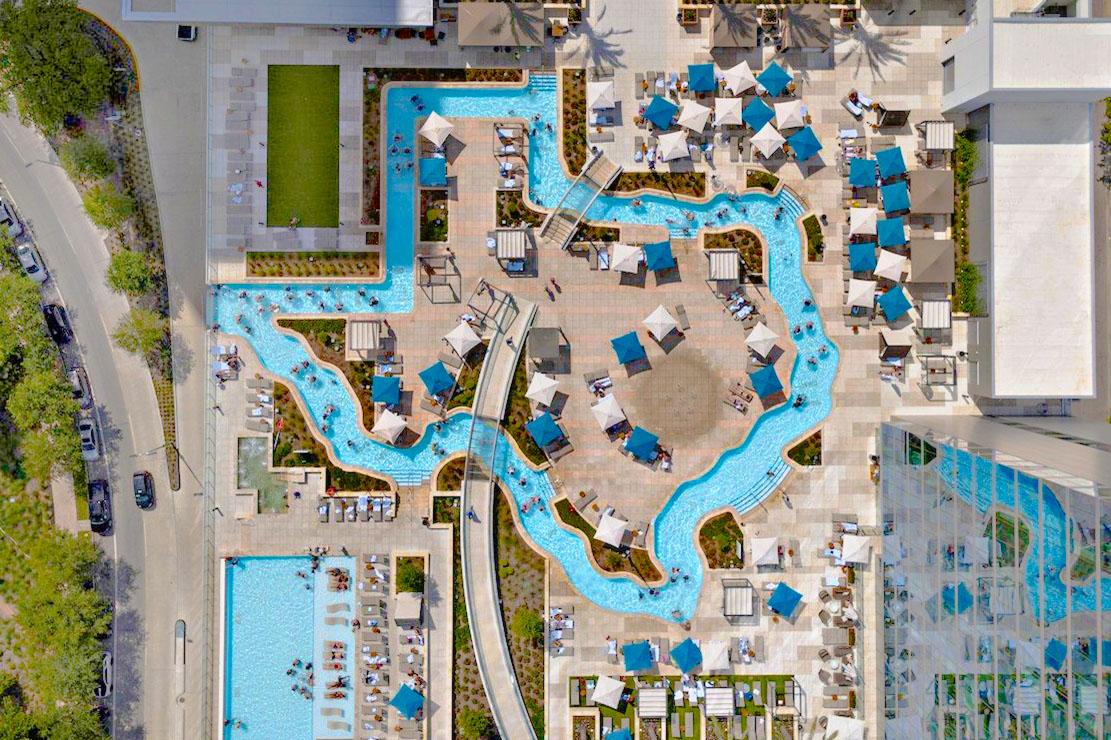 Marriott Marquis Houston Day Pass Resortpass