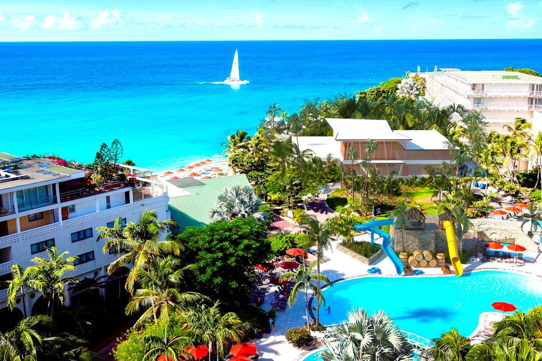 Sonesta Maho Beach Resort Spa