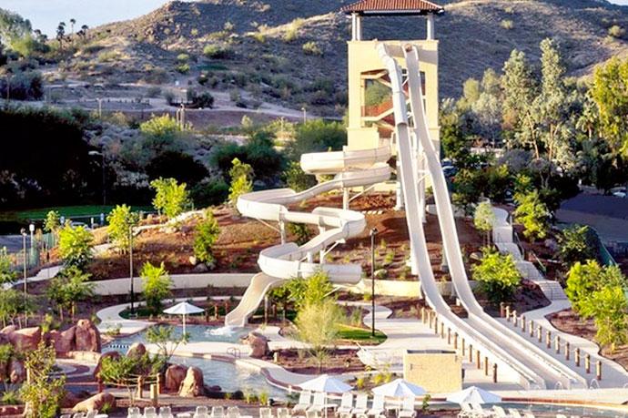 Arizona Grand Resort Spa Day Pass Resortpass
