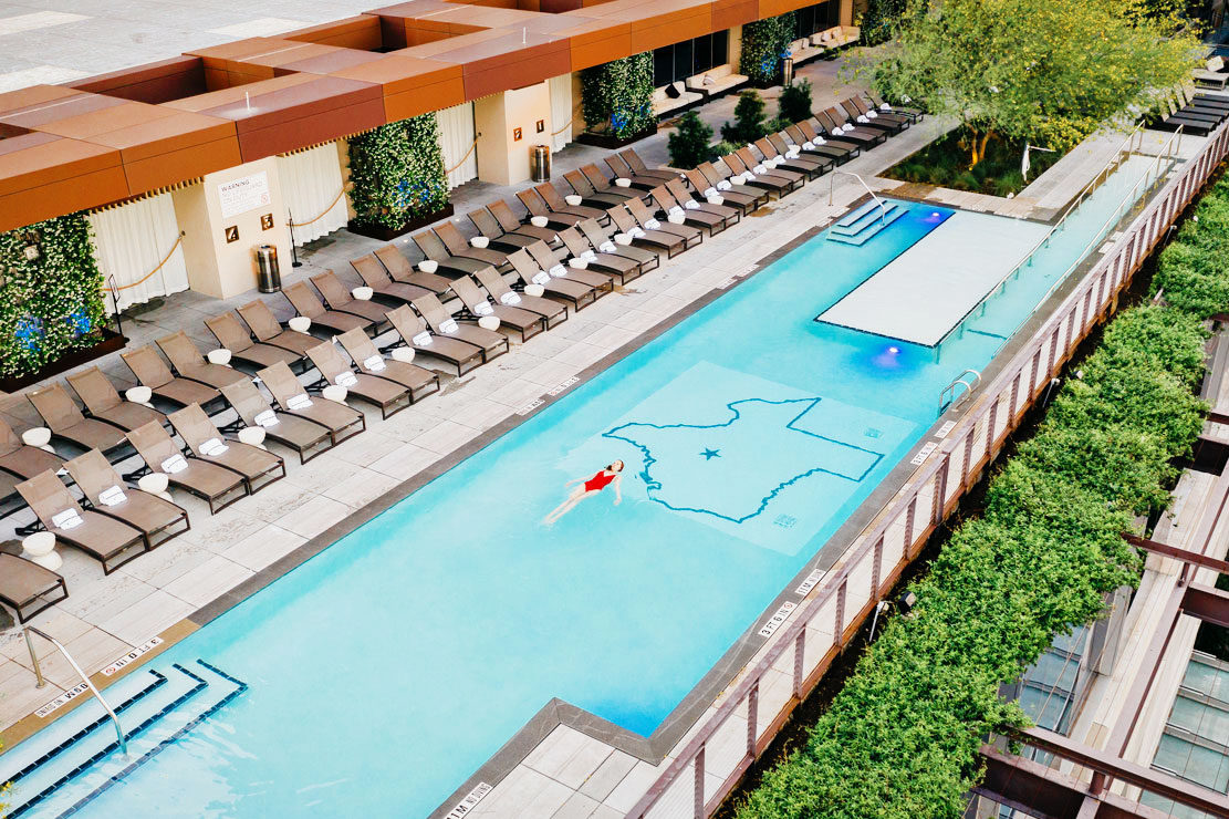 JW Marriott Austin Day Pass | ResortPass