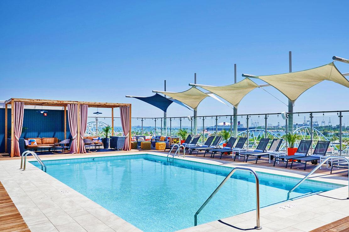 Hyatt Centric The Pike Long Beach Day Pass Resortpass